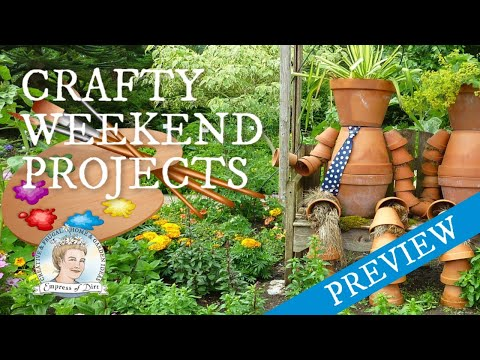 7 Crafty Weekend Projects