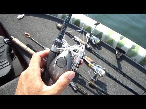 Fishing Rod Arsenal with LakeForkGuy
