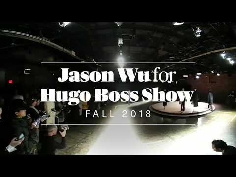 See Jason Wu's Latest Collection for Boss Gallery In 360 Degrees