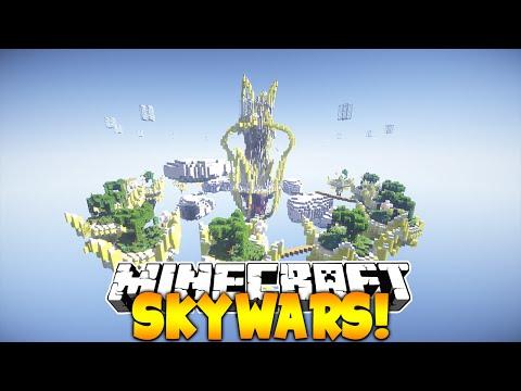 Minecraft BEST SKYWARS Plugin Tutorial
