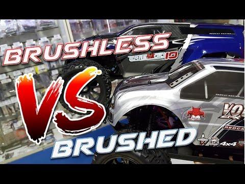 RC Brushed vs Brushless - Tips & Tricks