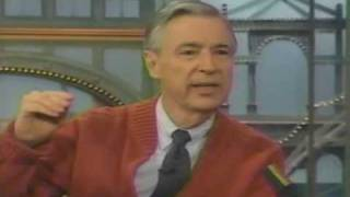 Mister Rogers on The Rosie O'Donnell Show