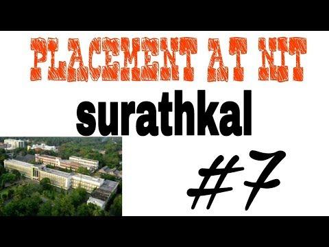 Placement at nit surathkal karnataka
