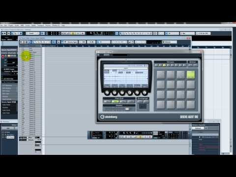 How to create drum maps in Cubase 5