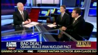 Bad Deal , Obama Mulls Iran Nuclear Pact ?