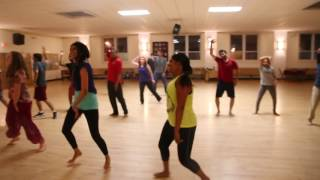 Jaane Kyun - Dostana - Choreography