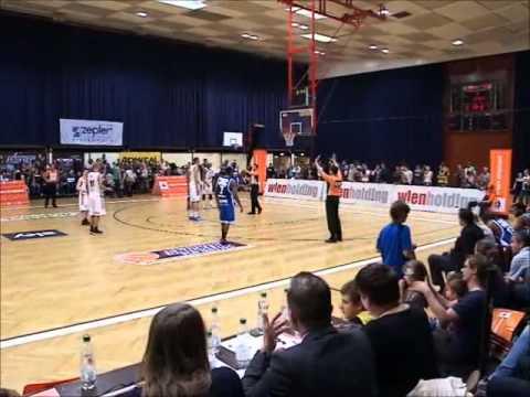 Vienna - Kapfenberg Austrian Basketball League Semifinal Game 5