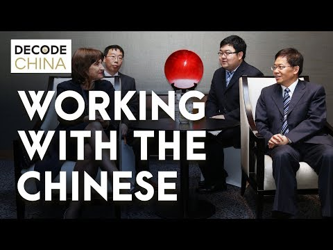 How To Communicate And Work With Chinese Colleagues - Decode China