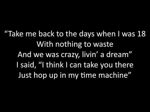 Timeflies - Time Machine Lyrics