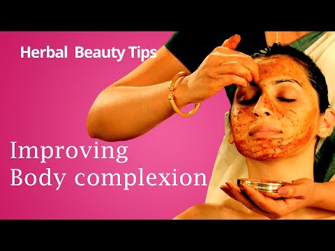 Organic Herbal Beauty Tips for Improving Body Complexion using Naalpamaram and Rose Water