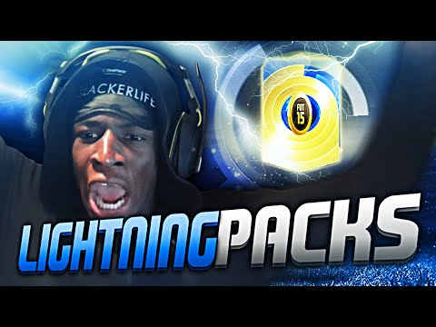 LIGHTNING ROUNDS - Special Pack Opening! | FIFA 15 Ultimate Team