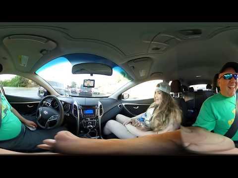 Los Angeles DRIVING