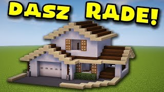 Minecraft Jak Zbudowac Wille Modern 17