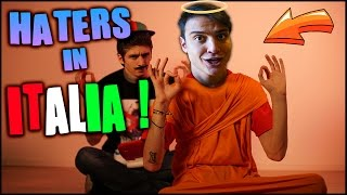 HATERS IN ITALIA vs OCCIDENTALI