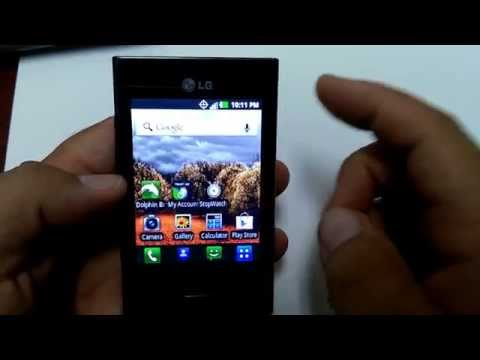 LG Optimus Dynamic L38C Tracfone Review!