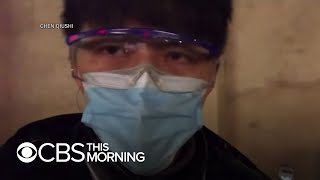 Journalists documenting Wuhan coronavirus outbreak disappear