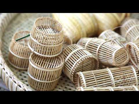 Amazing Bamboo Furniture Making - Modern Bamboo Furniture Designs