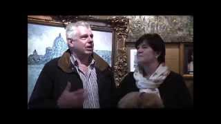 Camelot Castle - Interviews with Light Box visitors, Ted Stourton Collectors and Hotel Guests
