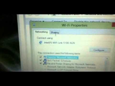 How to connect to xbox live (wired) to windows 8 laptop