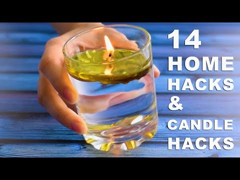 14 Awesome Candle Hacks And Home Hacks