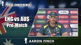 Expect England to bounce back and go ultra-aggressive - Aaron Finch