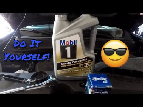 Honda Pilot Oil Change 2009-2015