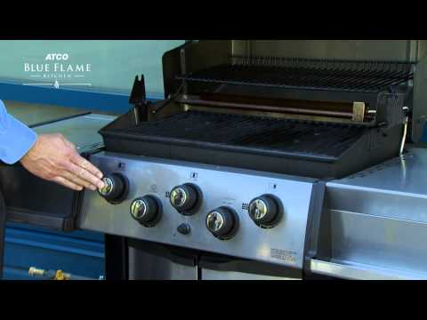 How to Check the Barbecue for Gas Leaks