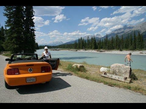 Roadtrip 2007 USA Mustang Convertible Canada/Alaska