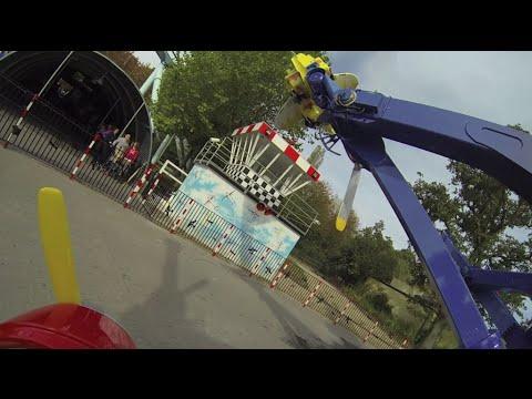 Air Race POV @ Drayton Manor Park