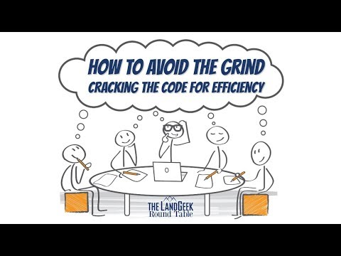 ROUND TABLE—How To Avoid The Grind—Cracking The Code For Efficiency