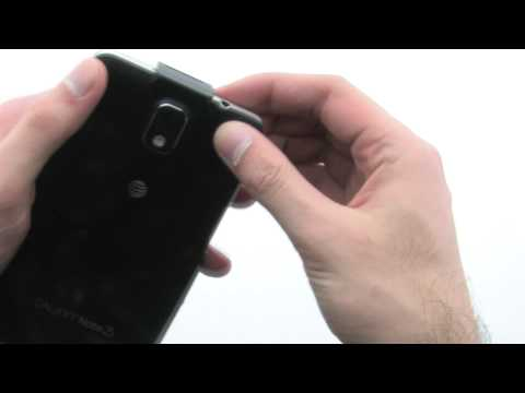 Seidio Spring Clip Holster for Samsung Galaxy Note 3