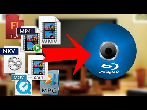 [FREE!] How to turn video files into a bluray movie Easily!