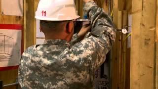 Interior Electrician (Army MOS 12R)