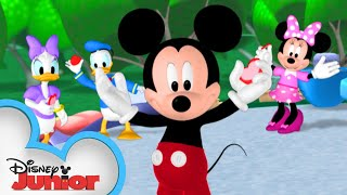 Happy Valentine's Day from Mickey and Friends! 💞 | Mickey Mouse Clubhouse | Disney Junior