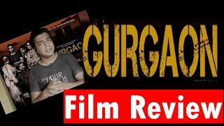 New Released | GURGAON | Full Movie Review |