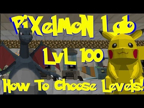 Pixelmon Lab: How To Spawn Pokemon With Specific Levels! (+ Shiny Pokemon!) (Minecraft Pokemon Mod)
