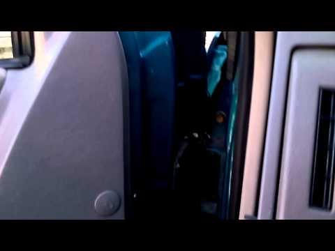 How to remove squeaks from your car door part 1