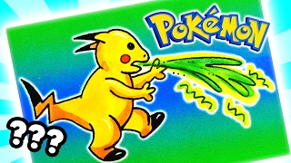 Weird Fake Pokemon Cards
