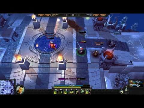 Bloodline Champions tactics and strategies involved in playing the Nomad HD PC game