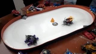 Gogetsu VS black Arkcavalier [ikhsan] perebutan juara 1 dn 2