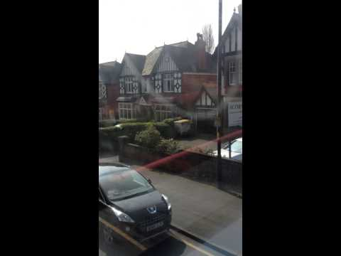 Walsall to Birmingham (UK) By Bus