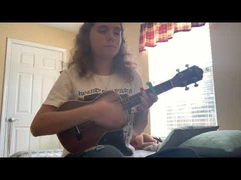 Cut My Lip by twenty one pilots: ukulele cover