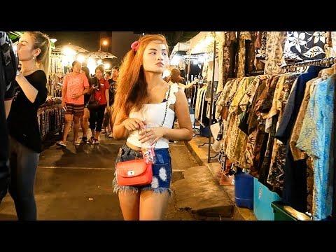 Bangkok Night Market 2018 - Thailand Nightlife