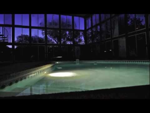 Derby KS Glass Luxury Home with Pool for Sale at Auction Nov 5 2011 12pm