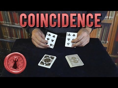 Amaze people with this simple trick - Card Coincidence