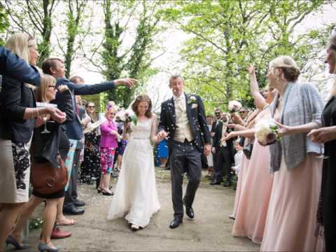 Olivia & James' wedding at Porthleven Church, Porthleven and Crasken Farm, Helston