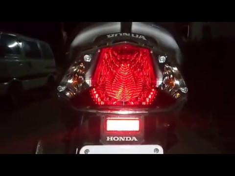 New Honda Dio AHO LED light