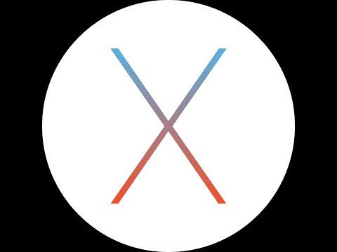 Mac OS X El Capitan Tip:  Split View & how to activate it