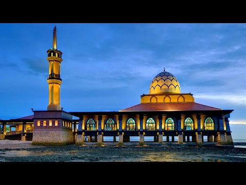 Malaysia's 20 most Beautiful/gorgeous mosques. Increadible beauty you will be Shocked.