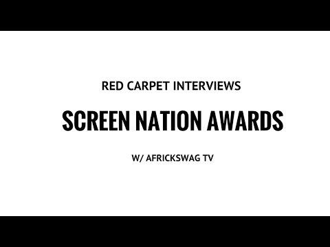 I FOUND IDRIS ELBA! SCREEN NATION AWARDS RED CARPET INTERVIEWS